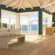 Barrierefreies Hotelzimmer geplant von gabana