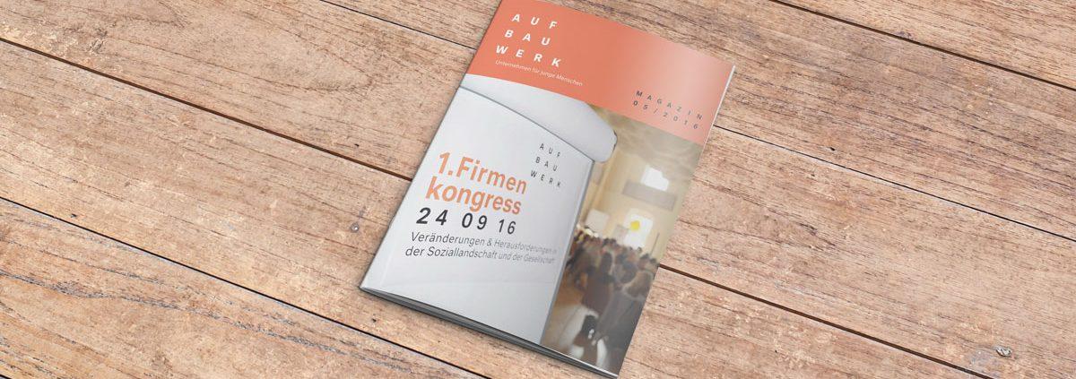 Cover AufBauWerk-Magazin Ausgabe 5