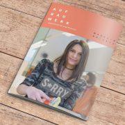 Cover AufBauWerk Magazin Ausgabe 6